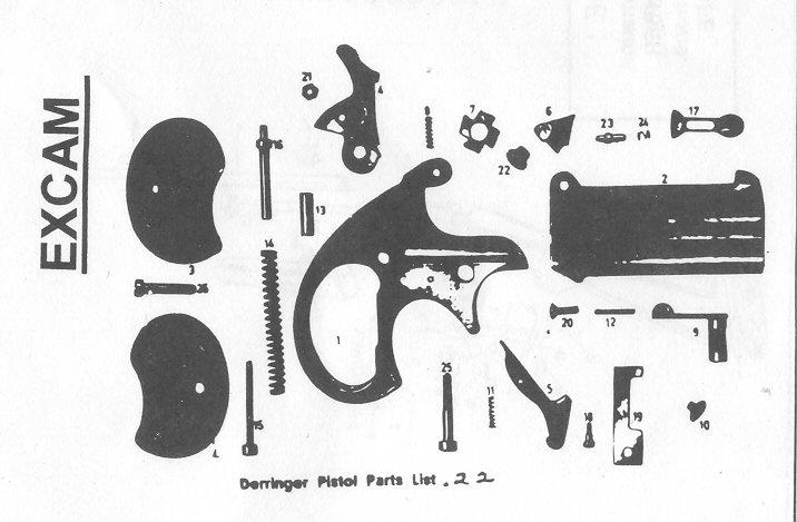 stallard js9 9mm semi auto pistol