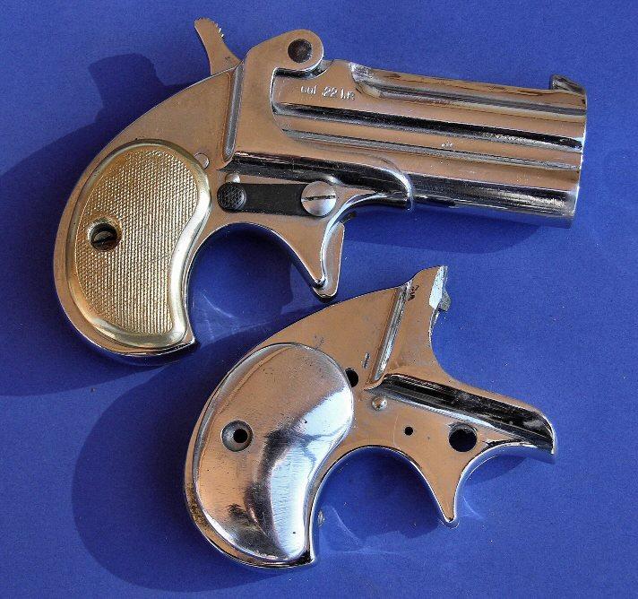 DERRINGER GUN PARTS , Bob's Gun Shop,Excam Derringer Gun Parts. Hy