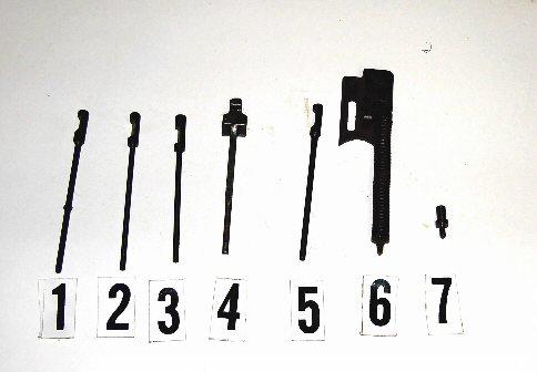 All Available REMINGTON ARMS COMPANY SHOTGUN REPAIR PARTS