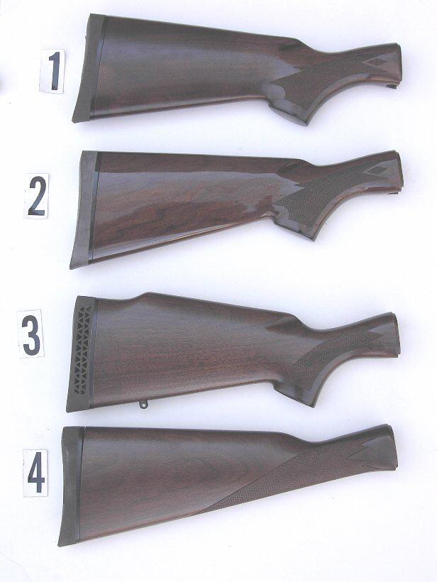 A Thousand Remington Gun Stocks