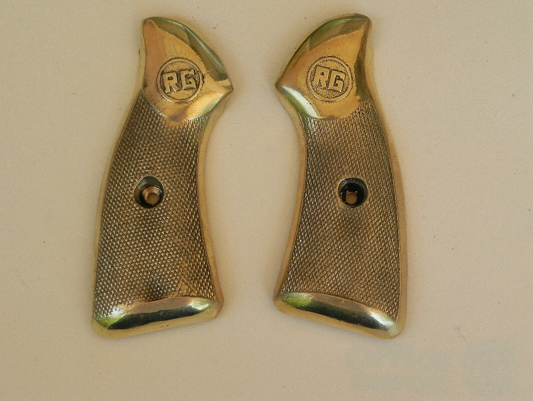 Rohm RG Revolver and Automatic Pistol Parts, German Pistol