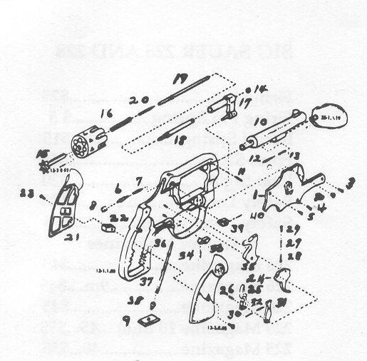 Rossi Gun Parts, Bob's Gun Shop