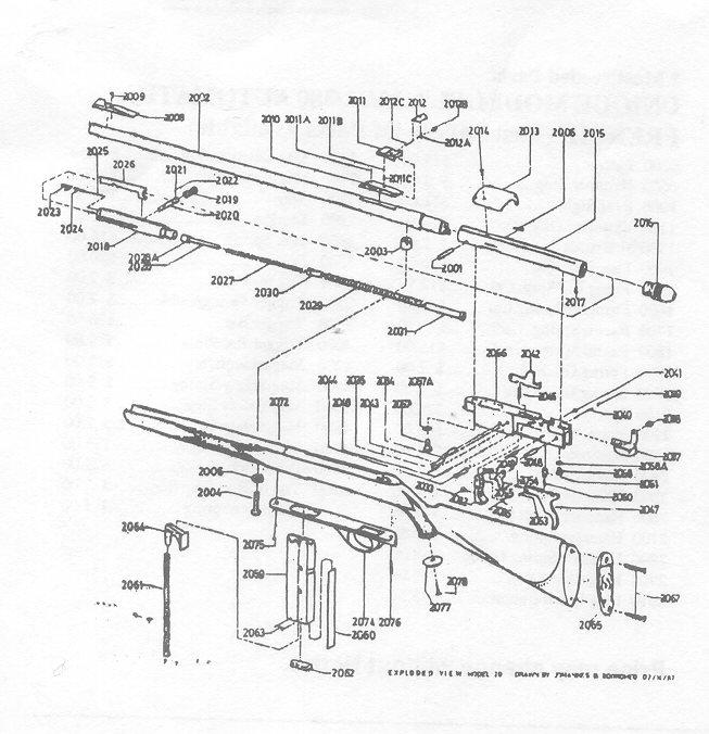 Sako Amp Squires Bingham Gun Parts