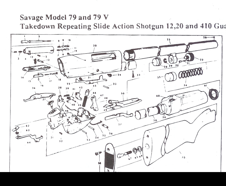Enjoyable Savage Shotgun Parts Stevens Shotgun Parts Springfield Shotgun Wiring Cloud Mangdienstapotheekhoekschewaardnl