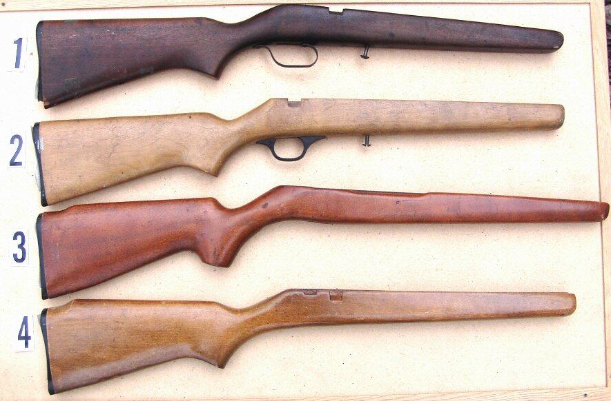 ALL are MARLIN GUN STOCKS AND FORENDS , Bob's Gun Shop