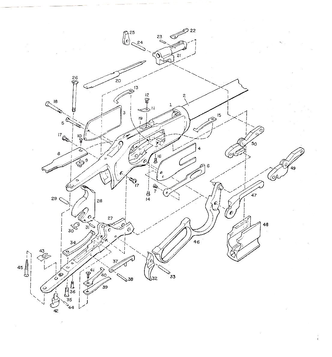 Aug16_01 Winchester Schematic on winchester 1890 parts diagram, winchester 73 parts diagram, winchester model 12 schematics, winchester 1903 schematic, winchester model 94 exploded-view, winchester 37a schematic, winchester rifles, winchester 1300 schematic, winchester 1906 schematic, cva hawken rifle schematic, winchester model 190 parts diagram, winchester model 61 schematic, winchester model 24 schematic, winchester 1897 schematic, winchester model 67 parts diagram, winchester 22 model 270 schematic, winchester model 77 schematic, winchester 1895 schematic, winchester 1894 parts diagram, winchester 1876 schematic,